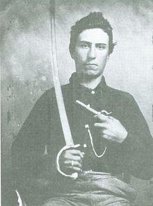 Texas Jack Vermillion ~ Gunfighter, soldier, lawman, outlaw, Methodist preacher; participated in the Earp vendetta ride