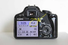 Shutter Speed, Aperture, and ISO.