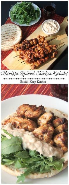 Harissa Spiced Chick