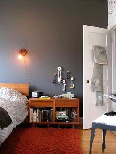 paint color - benjamin moore iron mountain