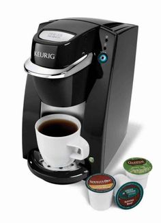 The Mini Keurig. Deffintley my next purchase.