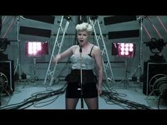Robyn 'Dancing On My Own' (Official Video). She is AMAZING!