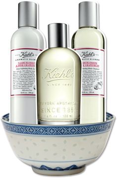 Aromatic Blends, Nashi Blossom & Pink Grapefruit Fragrance, Cleanser and Lotion