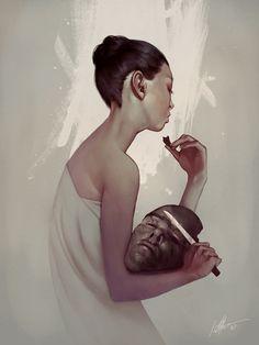 Jeff Simpson #illustration