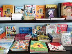 En la #LibreríaMPM encontrarás una gran variedad de libros de arte para fomentar la creatividad de tus niños.