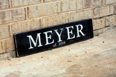 Personalized Wood Signs are 30% off today!  Sale Ends Soon! #cybermonday #personalizedgift #handmade #grandparentgift