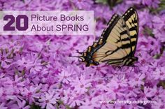 20 Picture Books about Spring www.teachersofgoo...