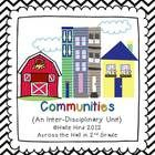 Have to teach the different types of communities?    If so, this unit is for you!    Students are introduced to the 3 types of communities by friendly ...