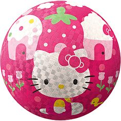 Hello Kitty Licensed Playground Ball