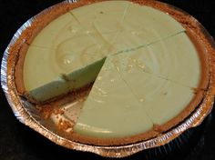 Weight Watchers Key Lime Pie - Holidays