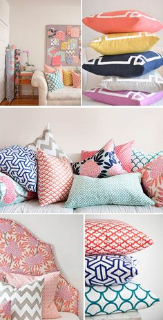 Cute pillows!