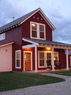 Farmhouse. :)