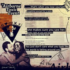 'sometime around midnight' lyrics by the airborne toxic event.