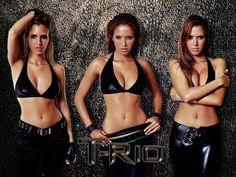 Sexy T-Rio the Brazilian Triplets Thayana, Thaina and Thaisa Sco