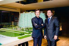 Luxury private devel