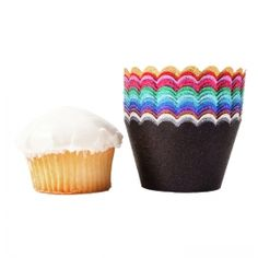 Glitter Reusable Cupcake Wrappers