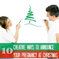 10 Creative Ways to Announce Your Pregnancy at Christmas