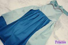 Elsa  Everyday Princess Sundress by PollyannaCreative on Etsy, $34.00