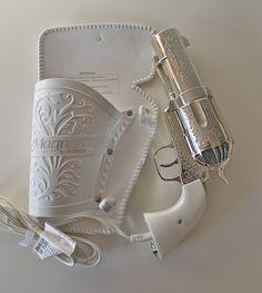 The 357 Magnum Gun Hair Dryer by Jerdon