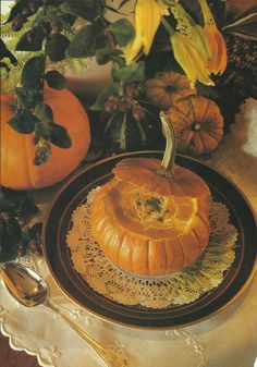 Good feeling food in Autumn!