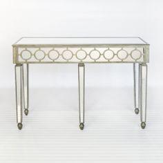cute console table