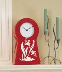 Nice shape idea for woodwork clock  Free Craft Projects & Resources | Lark Crafts