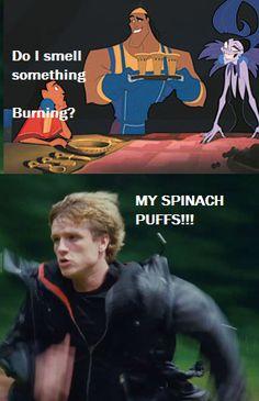 run Peeta!