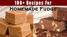 100 fudge recipes