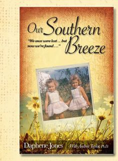 Our Southern Breeze by Daphene Hall - A new inspirational book available this Fall