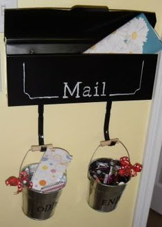 Mail Organization - by Morning by Morning Productions