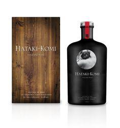 Akebono Tarō #wine #label #packaging #design #spirit #maximum #taninotanino #winelabel