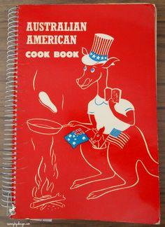 Vintage Cookbook!