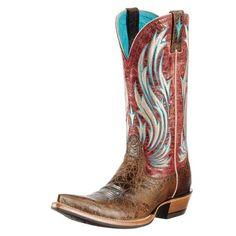Ariat Women's Empresario Cowboy Western Boots