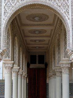Archway in Putrajaya