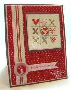 i STAMP by Nancy Riley: ANOTHER HAPPY HEART VALENTINE