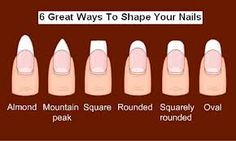 almond nails designs - Google Search