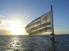 Mi bandera, bandera de Uruguay #Uruguay #flag #drapeau #bandiera #bandera Uruguay