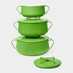 Kobenstyle Casserole Green