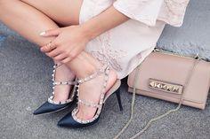valentino heels.