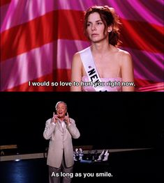 As Long As You Smile! Miss Congeniality