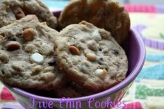 Mommy's Kitchen - Old Fashioned & Country Style Cooking: Yummy Five Chip Cookies & {My Penny Pinching Ways}