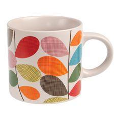 Vintage Ivy Design Mug | DotComGiftShop