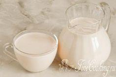 Топленое молоко а домашних условиях