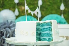 babyshower tårta