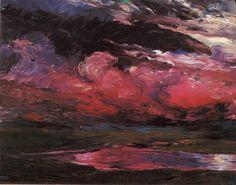 Emile Nolde - Drifting Clouds