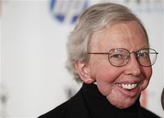 Fellow papillary thyroid cancer warrior Roger Ebert's cancer has returned(Same Cancer as me, scary)