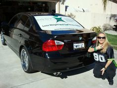 """I LOVE MY BIMMER AND VISALUS!!!"" - Dawn McKenzie"