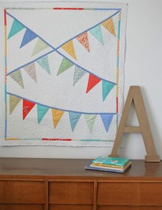 Love this - Birthday Quilt?