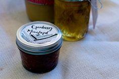 DIY Cranberry Mustard