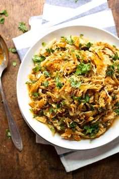 Spicy Shredded Chipotle Chicken Recipe